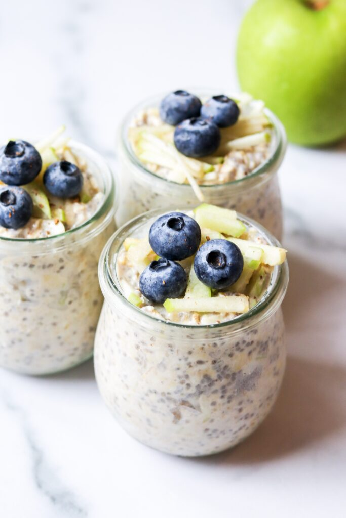 Five Minute Bircher Muesli - Healthy Pantry Staple Recipes - Daisybeet