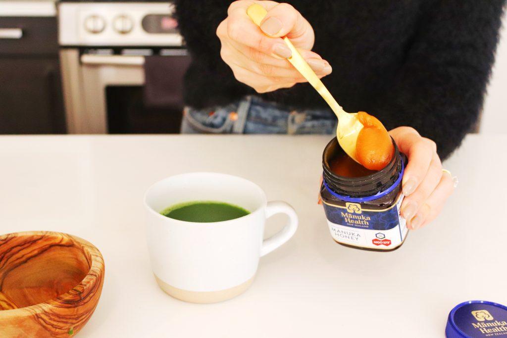 Matcha Latte - Daisybeet