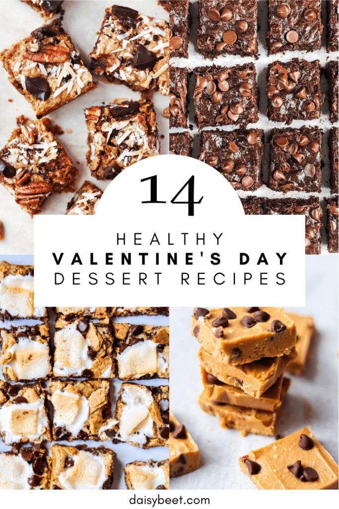 14 Healthy Valentine's Day Dessert Recipes - Daisybeet